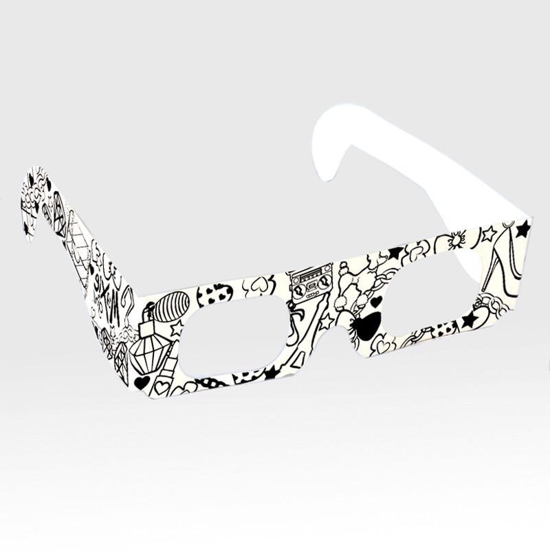 72a6ad9e9 Hot predajné papierové 3D okuliare Fireworks - 3D GLasses Supplier,en!